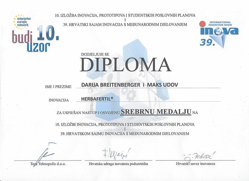 Diplomski rad, Dominik Zrno, Poboljšivači tla za urbano drvenasto zelenilo