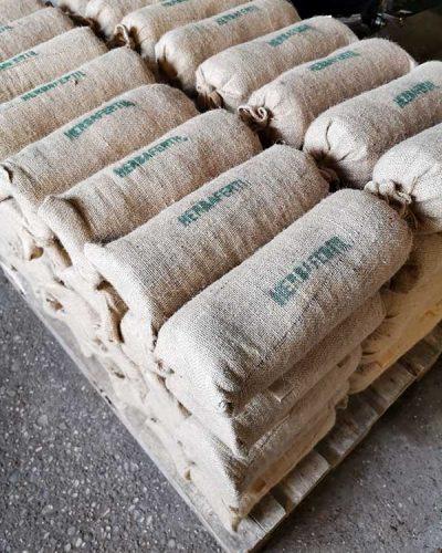 Veleprodajna isporuka Herbafertil vrećica na paleti
